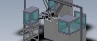 Robot lineaire pour Presse à injecter